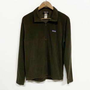 Patagonia | Green Lightweight Synchilla Pullover